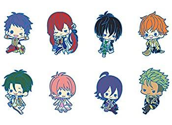 【中古】ラバーストラップコレクション KING OF PRISM -Shiny Seven Stars- 1BOX = 8個入り 全8種画像