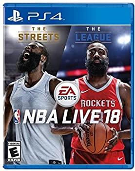 【中古】NBA Live 18: The One Edition (輸入版:北米) - PS4