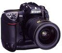 【中古】Nikon デジタル一眼レフカメラ D2H ボディ ブラック