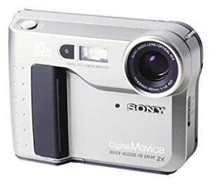 【中古】Sony mvc-fd71 Mavica Digital Still Camera