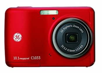 デジタルカメラ, コンパクトデジタルカメラ GE C1033 C1033R