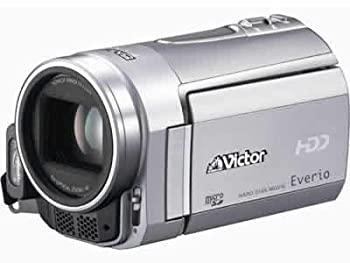 【中古】JVCケンウッド ビクター 5メガ30GBハードディスクムービー プレシャスシルバー GZ-MG530