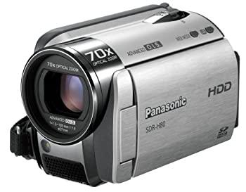 カメラ・ビデオカメラ・光学機器, ビデオカメラ  SDHDD SDR-H80-S