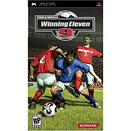 【中古】World Soccer Winning Eleven 9 (輸入版) - PSP