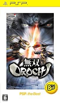 【中古】無双 OROCHI PSP the Best (価格改定版)