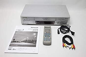 【中古】パナソニック(Panasonic) VHSビデオデッキ パナソニック NV-HV7G