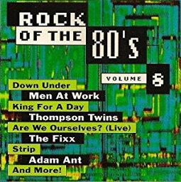 【中古】Rock of the 80's Vol. 8[カセット]