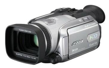 【中古】JVCケンウッド ビクター Everio エブリオ ビデオカメラ ハイビジョンハードディスクムービー 60GB GZ-HD7-S