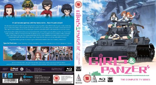 TVアニメ, 作品名・か行  Blu-ray BOX (122, 336) Blu-ray Girls Und Panzer Collection Blu-r