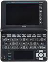 【中古】カシオ 電子辞書 エクスワード 高校生モデル XD-U4800BK ブラック