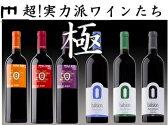 【送料無料】超!実力派ワイン6本セット