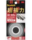 3M(スリーエム) 超強力両面テープ金属・一般材料用(KKD−12)