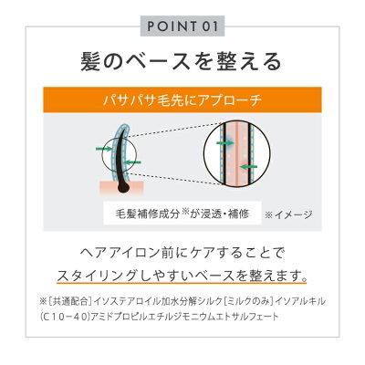 【SALONIAスタイルキープセット】ストレートヘアアイロンカールヘアアイロンスタイルキープヘアミスト
