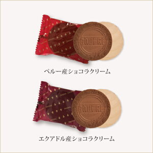 ゴーフルショコラ6Bスイート:バレンタインチョコ