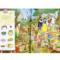 LOOK AND FIND さがして みつけて 絵探し 絵本 子ども 知育 英語 本 プリンセス ミッキー ディズニー 送料無料 ポスト