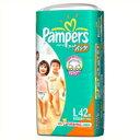 P&G パンパースフィットパンツ Lサイズ42枚【RCP】【■■】