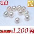 【送料無料】真珠量り売り!日本産あこや真珠ルース:6ミリ珠 (あこや真珠ルース、アコヤ真珠ルース、手芸用ルース、パールルース、ルース、パール、真珠ルース)