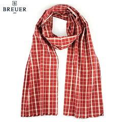 Breuer Cotton Scarf: 1500