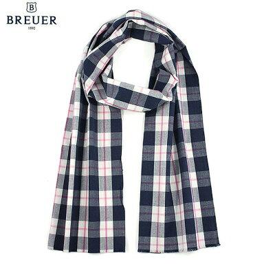 Breuer Cotton Scarf: 1506