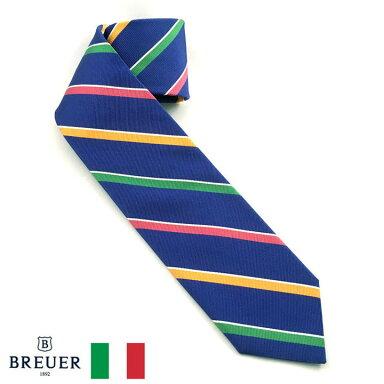 Breuer Silk Tie: 008