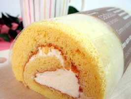 10倍  あす楽対応商品 ロールケーキメープルスポンジのマスカルポーネ巻きバースデーケーキ誕生日ケーキ記念日神戸スイーツ人気2