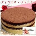 母の日 プレゼント ギフト チョコレートケーキ ティラミス ホールケーキ【ティラ