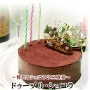 【クリスマスケーキ】ドゥーブルショコラ ポイント10倍 3〜4人分 クリスマス2015(チョコレート...