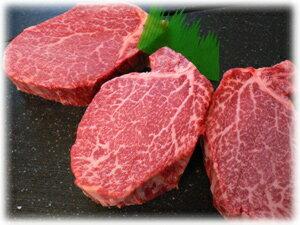 ステーキに最適なフィレ肉!旭屋がおとどけする最高級神戸牛!脂っこくない上品な美味しさ。神...
