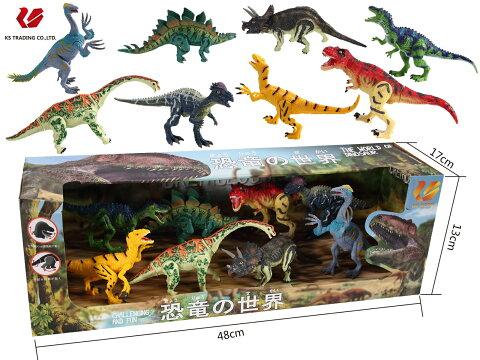 恐竜おもちゃ 恐竜 フィギュア DINOSAUR MODEL ダイナソーモデル 本格的なリアルフィギュア【 フィギア ソフビ ソフトビニール 人形 模型 おもちゃ 玩具 】 可動できる恐竜おもちゃ 可動できる恐竜フィギュア 恐竜の世界セットB