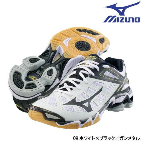 ミズノ(mizuno) ウエーブ ライトニング 10 WAVE Lightning 10 V1GA1400 送料無料・代引手数料無...