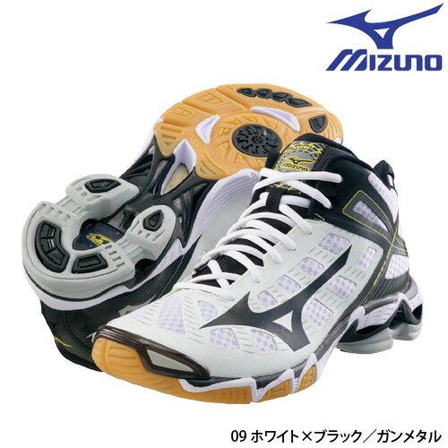ミズノ(mizuno) ウエーブ ライトニング 10 MID WAVE Lightning 10 MID V1GA1405 送料無料・代引...