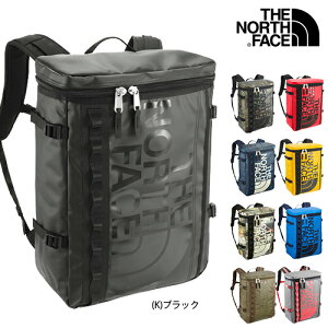 ノースフェイス(THE NORTH FACE) ベースキャンプ ヒューズボックス BC FUSE BOX(30L) NM81357 送料・代引手数料無料【smtb-k】【kb】? バック バッグ 黒 バックパック 大容量 おしゃれ メンズ スクエ