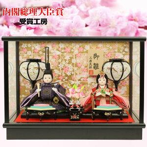 Кукла Hina Кукла Hina Украшение корпуса Украшение выпускного вечера Ori Mai Mai Sakura с футляром Первое празднование фестиваля Хинамацури