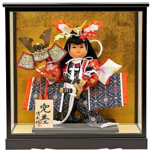 五月人形 ケース飾り ケース入...