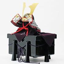 加藤鞆美作-源為朝公之兜1/3