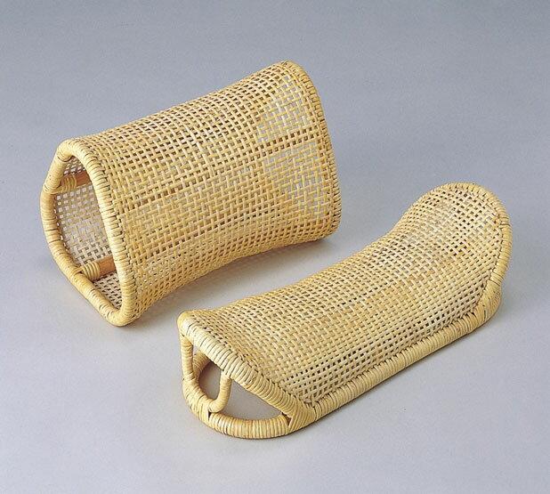 籐枕+足枕セット