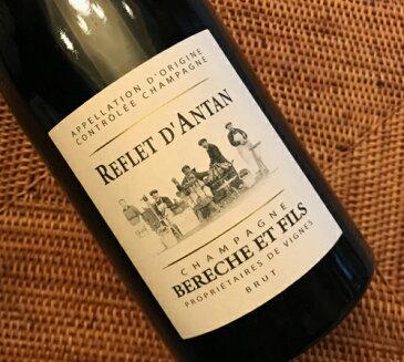 ベレッシュ ルフレ・ダンタン・エキストラ・ブリュット Bereche Reflet d'Antan Extra Brut No.106182
