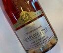 ドメーヌ・シャルリエ&フィス シャンパーニュ・プレスティージュ・ロゼ・ブリュット NV  Charlier & Fils Champagne Prestige Rose Brut No.82916