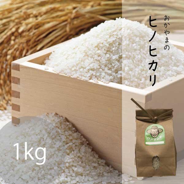 玄米 白米 晴れの国岡山 ヒノヒカリ 岡山の米 玄米 約1kg 白米 約900g 農...