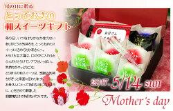 母の日特選とろける生大福ギフトパッケージのイメージ