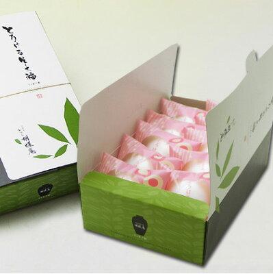 お取り寄せ(楽天) 春限定の桜スイーツ★ とろける生大福 <桜> 10個入 価格1,880円 (税込)