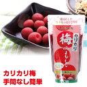 こだま食品 赤く漬かるカリカリ梅の素 梅1キロ用