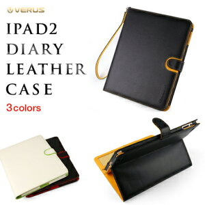 iPad 2 IPAD2 iPad2ケース ipad2 ケース カバー アイパッドダイアリーレザーケース VERUS for ...