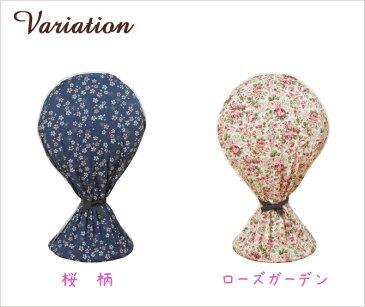 扇風機 カバー オシャレ収納 ハロゲンヒーター ゴムタイプ 日本製扇風機カバー 桜柄