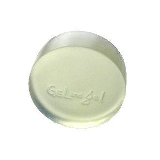ゲルアンドゲル MDソープAAA 枠練/洗顔石けん NET.100g MD-28 ケース付 medico soap GELandgel 低刺激性洗顔石鹸 天然由来系成分配合 グリチルリチン酸 トリプルA [優れものA]