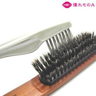 ヘアブラシクリーナー ヘアブラシ専用クリーナー BC-50 掃除 手入れ ほこり取り 豚毛 Hair brush cleaner [メール便可(200円)][優れものA]