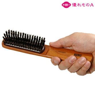 KENT ブラッシングブラシ ケント 豚毛 ヘアブラシ KNH-4624 大 ふつう M 男性用 メンズ Finest Hair brush BRUSHING BRUSH 高級 英国王室御用達 イケモト クリスマス ギフト プレゼント [優れものA]