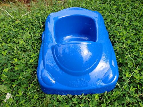 ベビー携帯トイレおまる トイレトレーニング ブゥーブゥートイレブルー選んで!!ギフトラッピング