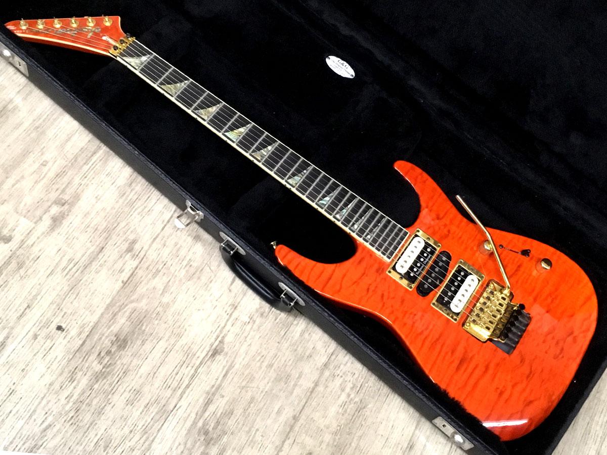 ギター, エレキギター Jackson USA TGS08 SL-1 HSH QT TOP(selected by KOEIDO)2008
