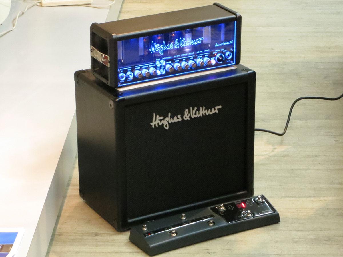 ギター用アクセサリー・パーツ, アンプ 35OFF!Hugheskettner Grand Meister DX40 HeadMIDI112